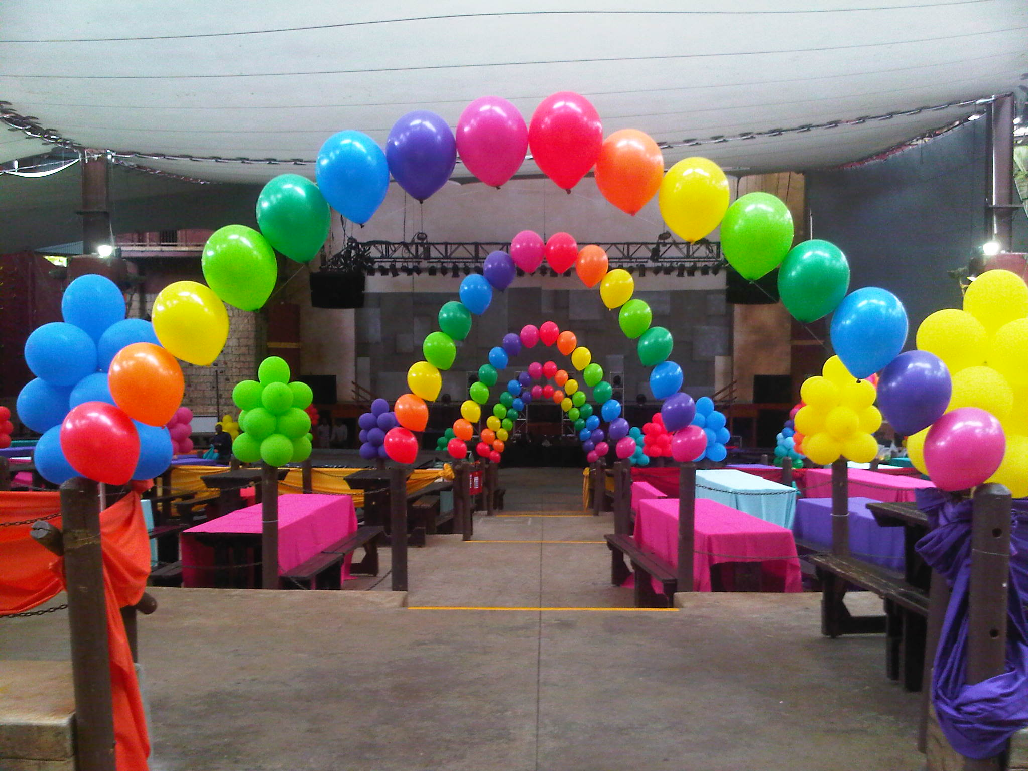 carnival themes 4 rda events