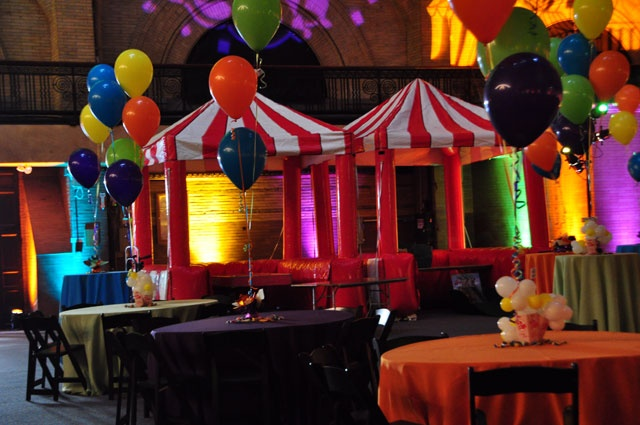 carnival themes 5 rda events